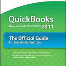 Quickbooks 2011: The Official Guide by Leslie Capachietti (2010, Paperback)