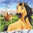 Spirit: Stallion of the Cimarron (DVD, 2002, Widescreen)