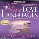 The Five Love Languages by Gary D. Chapman (2002, Abridged, Compact Disc)