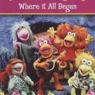 Fraggle Rock - Where It All Began (DVD, 2009)