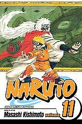 Naruto 11: Impassioned Efforts by Masashi Kishimoto (2006, Paperback)