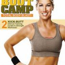 Denise Austin - Boot Camp Total Body Blast (DVD, 2006)