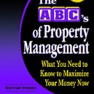The ABC's of Property Management by Ken McElroy (2008, Paperback)