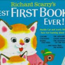 Richard Scarry's Best First Book Ever by Richard Scarry (1979, Hardcover)