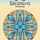 3-D Designs by Stegenges. Wil (1998, Paperback)