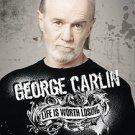 George Carlin - Life is Worth Losing (DVD, 2007)