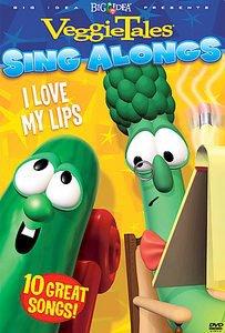 VeggieTales - Sing Alongs: I Love My Lips (DVD, 2007)