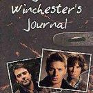 Supernatural: John Winchester's Journal by Alex Irvine (2011, Paperback, Repr...