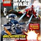 Lego Brickmaster Star Wars by Dorling Kindersley, Inc. (2010, Paperback)
