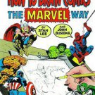How to Draw Comics the Marvel Way by John Buscema and Stan Lee (1984,...