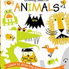 Ed Emberley's Drawing Book of Animals by Ed Emberley (2006, Paperback)