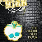 The Ghoul Next Door by Lisi Harrison (2011, Hardcover)