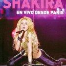 Shakira: En Vivo desde Paris (DVD, 2011)