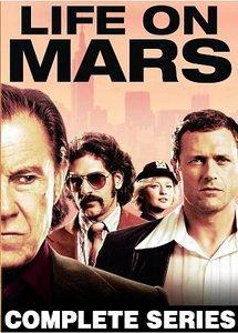 Life On Mars (DVD, 2009, 4-Disc Set)