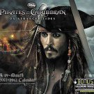 Pirates of the Caribbean on Stranger Tides 2012 Calendar by MeadWestVaco...