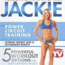 Personal Training With Jackie: Power Circuit Training (DVD, 2009)
