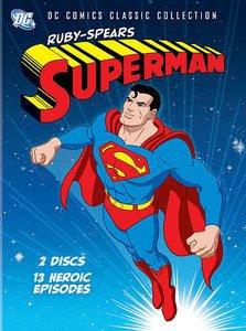 Superman: 13 Heroic Episodes (DVD, 2009, 2-Disc Set)