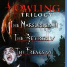 Howling Trilogy (Blu-ray Disc, 2010)