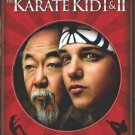The Karate Kid/ The Karate Kid Part 2 (Blu-ray Disc, 2010, 2-Disc Set)
