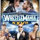 WWE: Wrestlemania XXVII (DVD, 2011, 3-Disc Set, Collector's Edition)