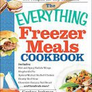 The Everything Freezer Meals Cookbook by Candace Anderson (2010, Paperback)