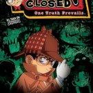 Case Closed - Vol. 5.3: Triple Threat (DVD, 2005, Uncut)