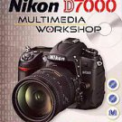 Nikon D7000 Multimedia Workshop by Lark Books (2011, Other, Mixed media product)