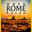 National Geographic: When Rome Ruled (DVD, 2011, 3-Disc Set)