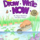 Draw Write Now, Book 6: Animals Habitats -- On Land, Pond & Rivers, Oceans by...