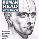 Drawing the Human Head by Burne Hogarth (1989, Paperback, Reprint)