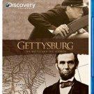 Gettysburg: The Battle and the Address (Blu-ray Disc, 2009, Blu Ray)