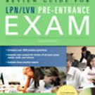 Review Guide for LPN/LVN Pre-Entrance Exam by National League for Nursing (20...