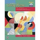Alfred's Group Piano for Adults by E. L. Lancaster and Kenon D. Renfrow (1996...