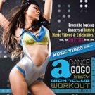 Dance A GoGo: Music Video Dance Workout (DVD, 2009)