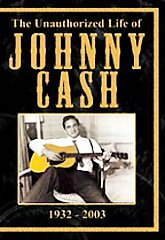 Unauthorized Life of Johnny Cash (DVD, 2005)