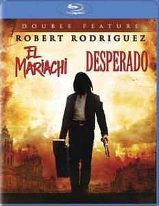 El Mariachi/Desperado (Blu-ray Disc, 2011)