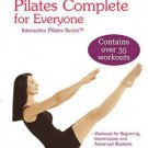 Pilates Complete for Everyone (DVD, 2002)