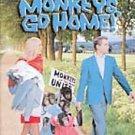 Monkeys, Go Home (DVD, 2002)