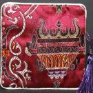 LOT OF 4 SILK EMBROIDERY PURSE JEWELRY COIN BAG GIFT PACKING PACKAGE FAVORS