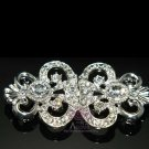 Classic Vintage Style Rhinestone Crystal Wedding Wrap Closure Hook and Eye Clasp