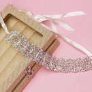Silver Vintage Style Wedding Crystal Princess Tiara Headband Accessories