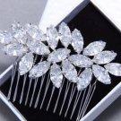 Bridal Hair Rhinestone Comb Wedding Hair Clip Hair Accessories Crystal Headpiece