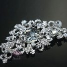 Bridal Hair Accessories Rhinestone Jewelry Wedding Dress Crystal Brooch Pin