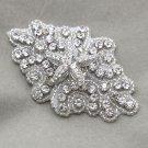 Starfish Beaded Rhinestone Crystal Beach Wedding Bridal Craft Applique