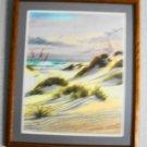 Mary Ellen Golden Painting Sunset Walk