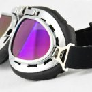 Auto Touring Cruise Goggles VTG Retro UV Sun Ray Protect Colors Reflect Sunglasses Convertible Car