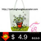 Garden Canvas Bag