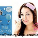 Front Hair Fringe Holder Make up Holder Make up Sticker Magic Hair Sticker Hair Clip Blue color