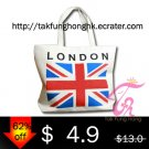 London Canvas Handbag