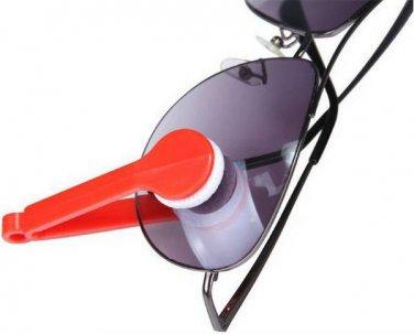microfiber sun glasses cleaner